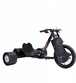 Электроскутер для дрифта Drift-Trike CoolBaby DP-66 (большие колеса)